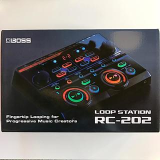 ボス(BOSS)のほぼ新品BOSS RC-202 Loop Station/ボスループステーション(エフェクター)