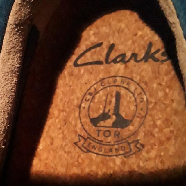 Clarks(クラークス)のクラークス デッキシューズ メンズの靴/シューズ(デッキシューズ)の商品写真