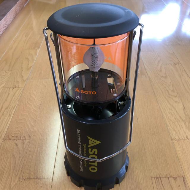新富士バーナー(シンフジパートナー)のHさん専用 SOTO ランタン スポーツ/アウトドアのアウトドア(ライト/ランタン)の商品写真