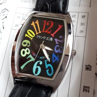 フランクミュラー(FRANCK MULLER)のフランク三浦 零号機(改)(腕時計)