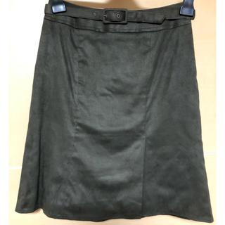 ブリリアントステージ(Brilliantstage)の美品☆Brilliantstageスカート(ひざ丈スカート)