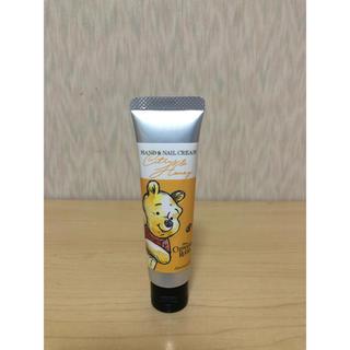 ディズニー(Disney)のハンドクリーム プーさん アフターヌーンティー 新品未使用 ネイルクリーム (ハンドクリーム)