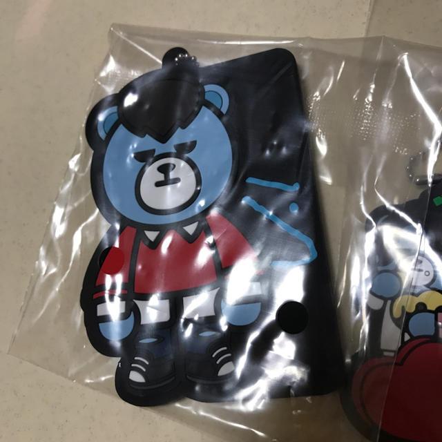 BIGBANG(ビッグバン)のKRUNK×BIGBANG一番くじ H賞 ラバチャーム VIとメンバー エンタメ/ホビーのCD(K-POP/アジア)の商品写真