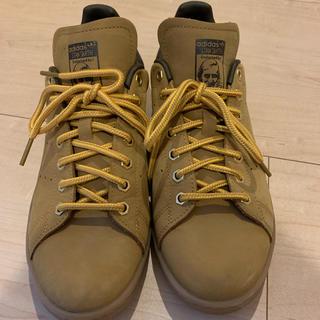 アディダス(adidas)のアディダス スタンスミス ベージュ(スニーカー)