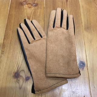 ザラ(ZARA)のZARA 手袋 Lサイズ 試着のみ(手袋)