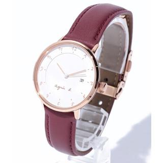 アニエスベー(agnes b.)のアニエスベー レディース時計(腕時計)
