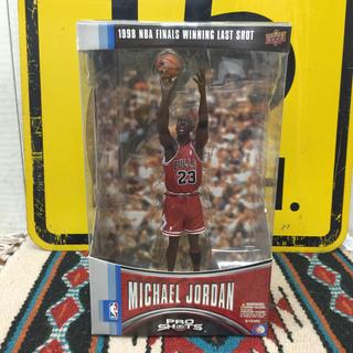エムジェイ様専用マイケルジョーダン フィギュア 1998ラストショット NBA(スポーツ)