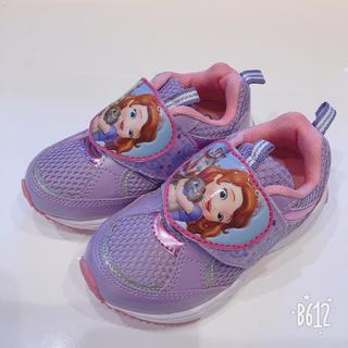 ディズニー(Disney)のプリンセス ソフィア 運動 靴(スニーカー)