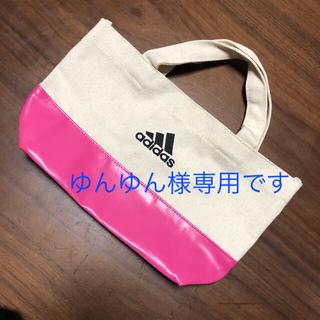 アディダス(adidas)のadidas ミニトートバッグ(トートバッグ)