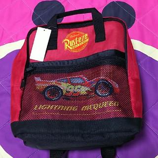 ディズニー(Disney)の新品☆カーズ 通園 リュック(通園バッグ)