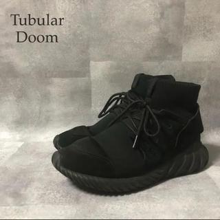 アディダス(adidas)の希少 adidas Tubular Doom チューブラー ドゥーム(スニーカー)