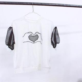 ファンキーフルーツ(FUNKY FRUIT)のFUNKY FRUIT トップス(Tシャツ(半袖/袖なし))