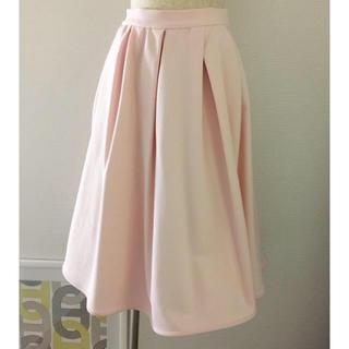 ルシェルブルー(LE CIEL BLEU)のバレンタインセール ♡ LE CIEL BLEU 上品スカート(ひざ丈スカート)