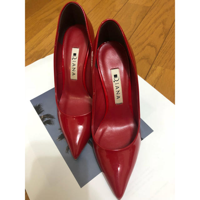 DIANA(ダイアナ)のダイアナ パンプス レディースの靴/シューズ(ハイヒール/パンプス)の商品写真