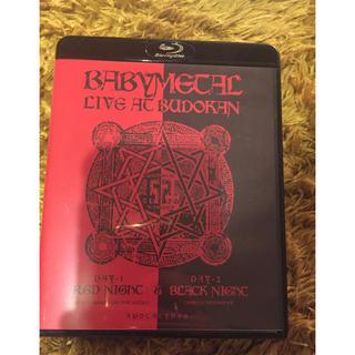 ベビーメタル(BABYMETAL)のLIVE AT BUDOKAN/BABYMETAL(ポップス/ロック(邦楽))