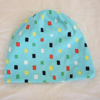 マリメッコ(marimekko)のmarimekko ベビー用帽子(帽子)
