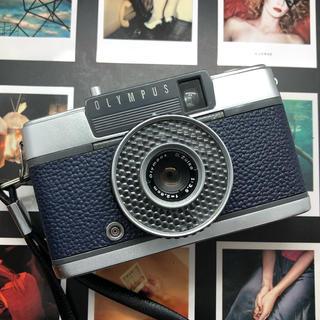 オリンパス(OLYMPUS)の【完動品】OLYMPUS  PEN EE フィルムカメラ【極美品】(フィルムカメラ)