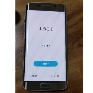 SAMSUNG - ドコモ スマホ Galaxy S7 edge SC-02H ピンクゴールド