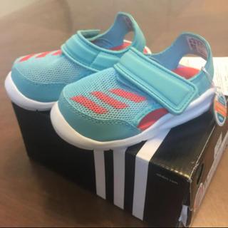 アディダス(adidas)の新品☆アディダス サンダル 13センチ(サンダル)