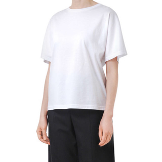 ルシェルブルー(LE CIEL BLEU)の新品 ディテールトップス(Tシャツ(半袖/袖なし))
