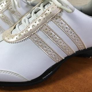アディダス(adidas)の未使用 アディダス  ゴルフシューズ(シューズ)