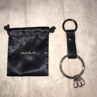 レイジブルー(RAGEBLUE)のキーリング (キーケース)