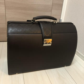 ダックス(DAKS)の【新品】DAKS ダレスバッグ 定価10.8万 本革 ビジネスバッグ(ビジネスバッグ)