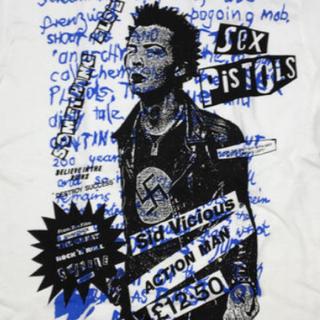 シックスシックスシックス(666)の☆新品☆シド・ヴィシャス Sex Pistols パンク Tシャツ Sサイズ(Tシャツ/カットソー(半袖/袖なし))
