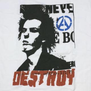 シックスシックスシックス(666)の☆新品☆セックス・ピストルズ Sid Vicious パンク Tシャツ Sサイズ(Tシャツ/カットソー(半袖/袖なし))