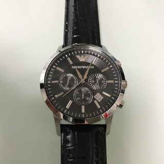 エンポリオアルマーニ(Emporio Armani)のエンポリオアルマーニ AR2447 クロノグラフ メンズ(腕時計(アナログ))