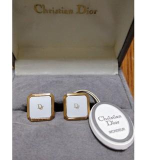 クリスチャンディオール(Christian Dior)のクリスチャンディオール カフスセット(カフリンクス)