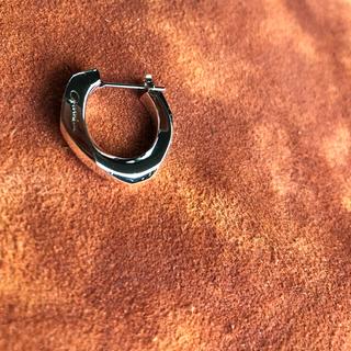 ガルニ(GARNI)のGARNI クロッケリー ピアス(リング(指輪))