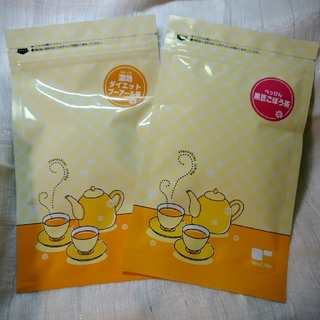 Tea Life - ~黒豆ごほう茶&濃厚プーアール茶 セット~