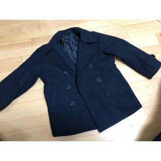 ジーユー(GU)のPコート&モッズコート110センチ(ジャケット/上着)