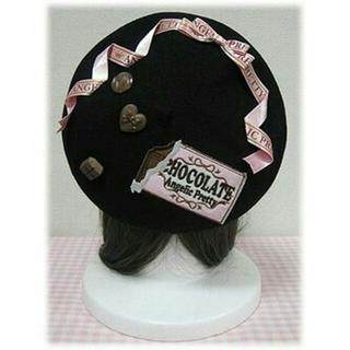 Angelic Pretty - メルティーチョコ☆ベレー帽