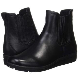 ムーンスター(MOONSTAR )のスポルス 防水防滑ブーツ 24.0 ブラック(ブーツ)