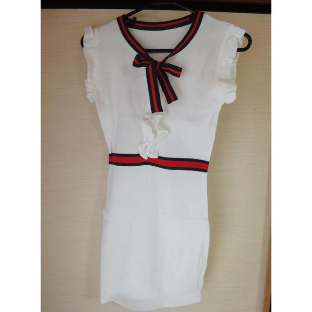 2c9917606c5c6 dholic(ディーホリック)の人気!ミニワンピース ドレス キャバ セクシー タイト ホワイト レディース
