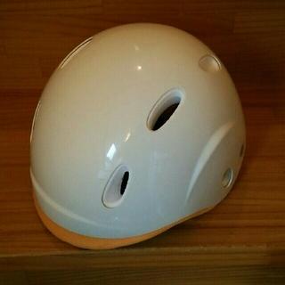 ムジルシリョウヒン(MUJI (無印良品))のヘルメット  自転車 こども 幼児 膝あて 肘あて プロテクター  ブリヂストン(自転車)