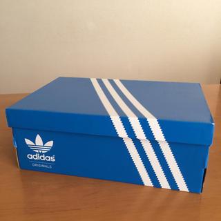 アディダス(adidas)のアディダス 靴箱(ショップ袋)