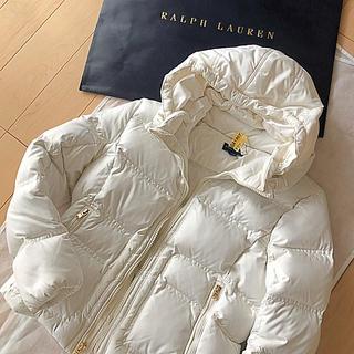 0b73635075d7d ラルフローレン(Ralph Lauren)のラルフローレン ガールズ ダウンジャケット サイズL(150