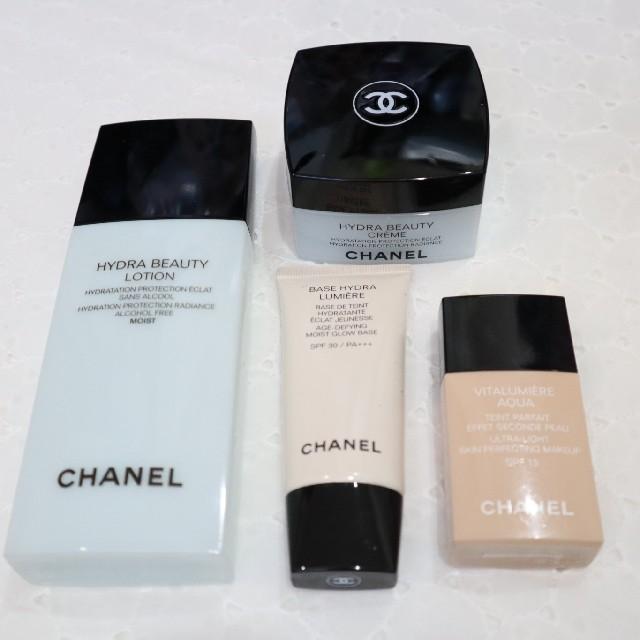 finest selection e97c9 45fd3 CHANEL 基礎化粧品 セット | フリマアプリ ラクマ