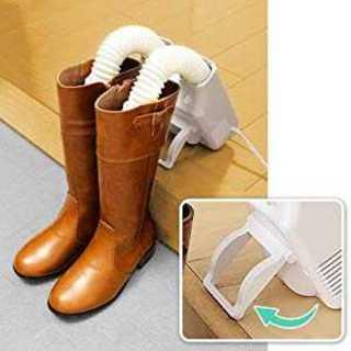 268.アイリスオーヤマ 靴乾燥機 ダブルノズル(衣類乾燥機)