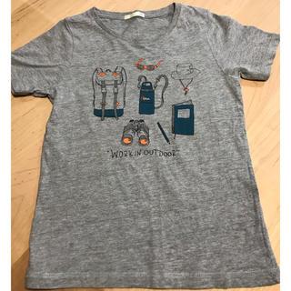 ジーユー(GU)のキッズTシャツ GU130(Tシャツ/カットソー)