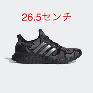 アベイシングエイプ(A BATHING APE)の26.5 ultra boost bape adidas originals(スニーカー)