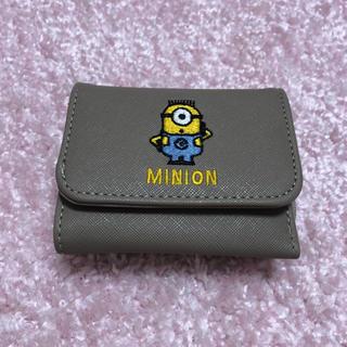 ミニオン(ミニオン)のミニオンズ ミニウォレット 財布 ベージュ(財布)