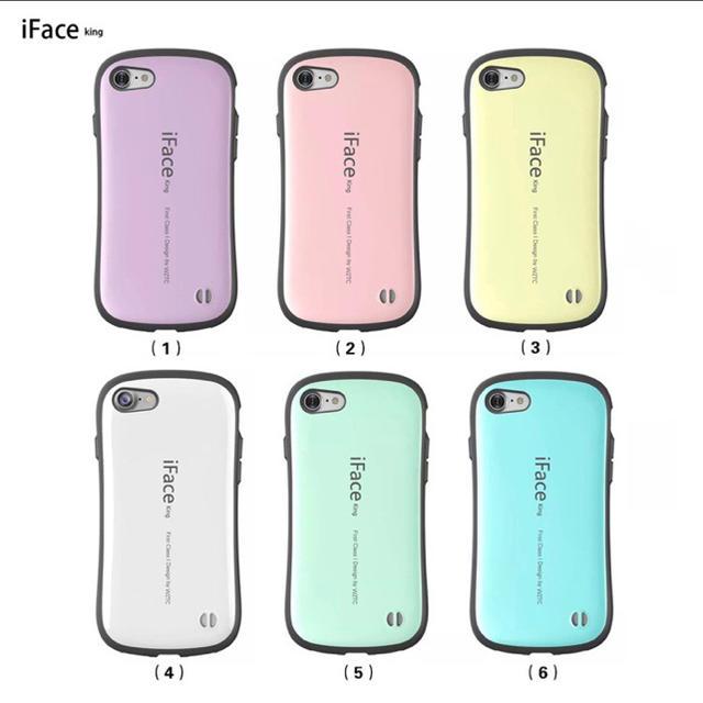 iFace iPhoneケースの通販 by めんた【SALE中】|ラクマ