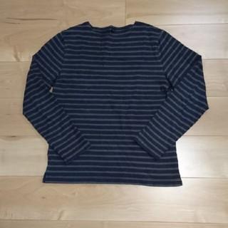 ムジルシリョウヒン(MUJI (無印良品))の無印良品 メンズ 長袖 カットソー トップス(Tシャツ/カットソー(七分/長袖))