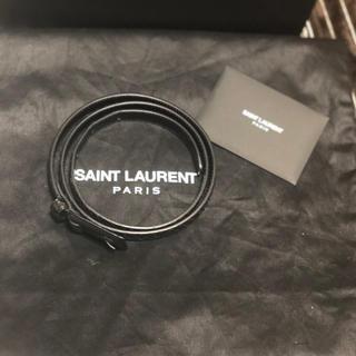 サンローラン(Saint Laurent)の【新品】【未使用】サンローラン ベルト(ベルト)