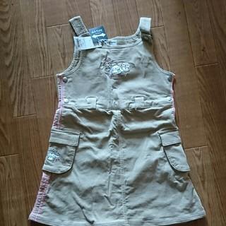 サンリオ(サンリオ)のシナモンロール♡ジャンパースカート(ワンピース)