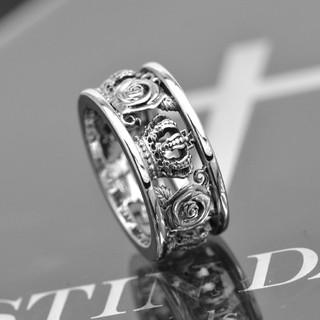 ジャスティンデイビス(Justin Davis)の【美品】ジャスティンデイビス srj210 my love ring(リング(指輪))